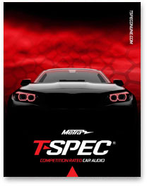 Image of T-Spec 2021 Catalog